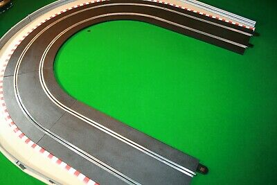 SCALEXTRIC Sport Or Digital  6 TRACK AND 6 BARRIERS C8205 C8206  VGC • 11.99£