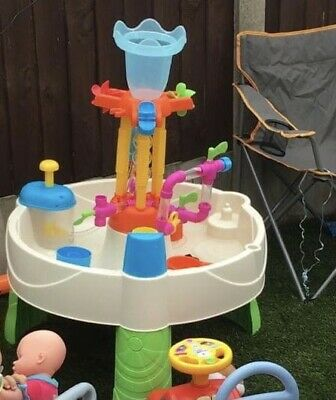 Little Tikes Fountain Factory Water Table • 35£