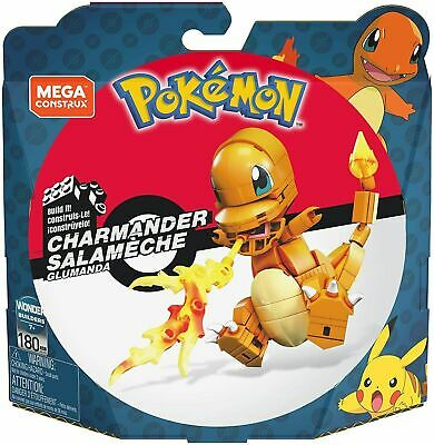 Mega Construx Pokemon Charmander • 23.95£