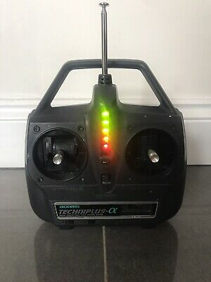 Acoms Techniplus Transmitter 27 Mhz RC X Tal Great Condition • 32.99£