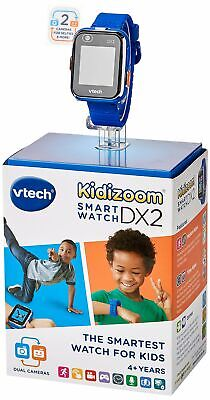 VTech Kidizoom Kids Smart Watch Toy Blue Ideal Gift 193803 • 51.99£