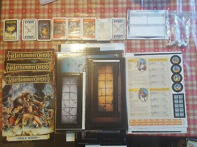 Warhammer Quest Boxed Game • 104£