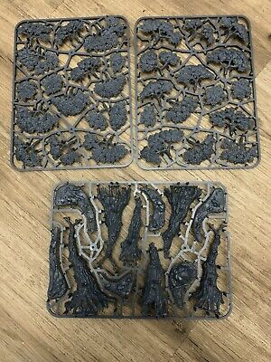 Age Of Sigmar: Awakened Wyldwood Warcry Soul Drain Forest Lot A • 26.99£