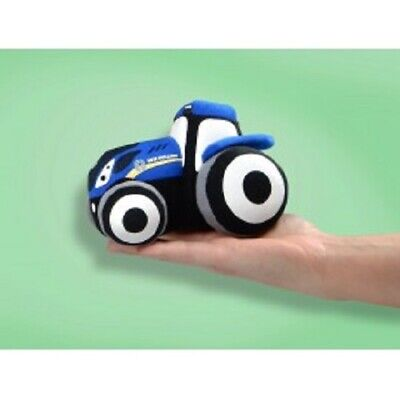 New Holland Plush Tractor Small • 15£