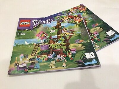 Lego Friends 41059 INSTRUCTION MANUALS ONLY • 4.95£