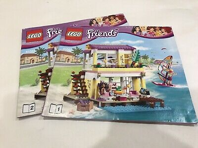 Lego Friends 41037 INSTRUCTION MANUALS ONLY • 4.95£