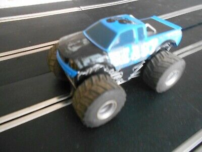 Scalextric Car Monster Truck  Tested & Working  • 7£