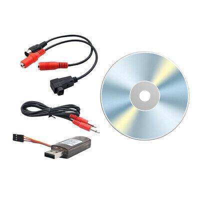 RC Flight Simulator 22in1 USB Cable For Realflight Phoenix FMS Helicopter • 14.08£