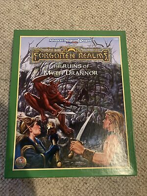 Ad&d The Ruins Of Myth Drannor • 14.80£