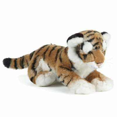 Living Nature Tiger Cub Soft Toy 25cm • 20.80£