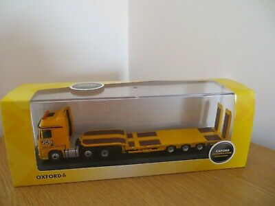 Oxford Diecast Mercedes Actros Low Loade Jcb Diecast Model Jcb Rare Collectable  • 19.99£