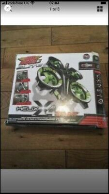 Air Hogs Elite RC Helix X4 Stunt Quad Copter Remote Controlled  • 20£