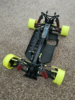 Losi Xxx4 Rolling Chassis • 150£