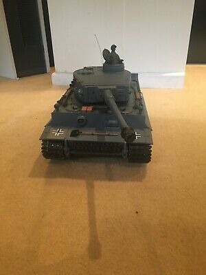 Henglong 1/16 Scale German Tiger 2.4GHz Remote Control Battle Tank (3818-1) • 51£
