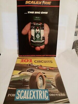 Vintage Scalextric Catalogues  • 2.99£