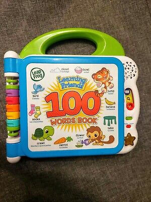 LeapFrog Learning Friends 100 Words Book • 4.10£