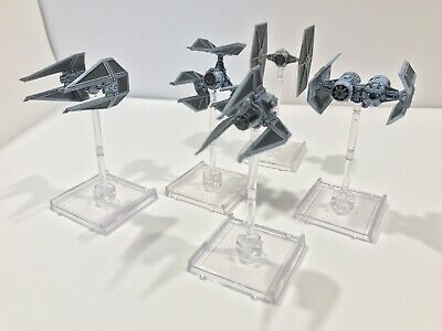 Star Wars: X-Wing Empire Miniatures Game Job Lot Collection / Fleet • 25£