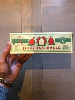 Brand New Leather Feel Juggling Balls • 0.99£