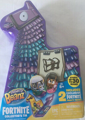 Colplay  Fortnite Collectors Edition Mighty Beanz • 7.99£