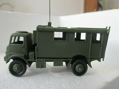 Dinky Code 3 Military 623 Bedford Ql • 25£