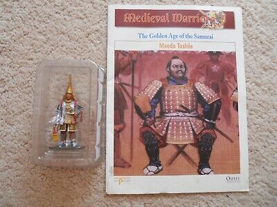 Del Prado The Golden Age Of Samurai Figure And Magazine • 3.75£