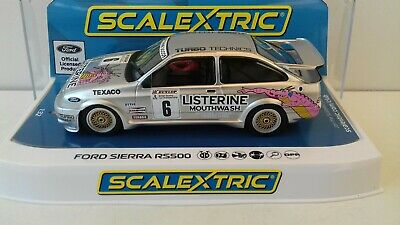 Ford Sierra Rs500 Graham Goode Racing  Scalextric C4146 Mint Boxed B/n • 39.99£