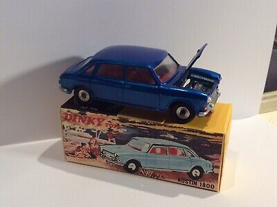 Dinky Toy Austin 1800 In Blue Complete With Box • 25.50£