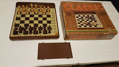 THE CLASSIC Fidelity Large Vintage Chess Computer Set In Box 70 / 80s  • 96.50£