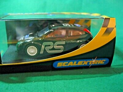 Scalextric C2351 Ford Focus Wrc Blck Rs  Bnib  • 34.95£