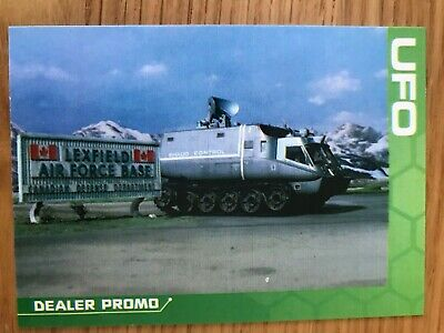 Ufo Series 3: Dealer Promo Card: Gp2 • 20£