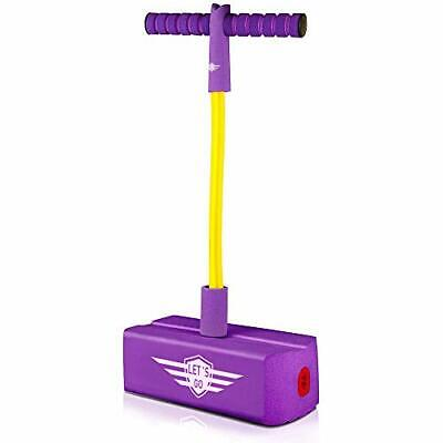 ATOPDREAM Jump Stick Fun Outdoor Toys For 3-12 Year Old Kids • 22.99£