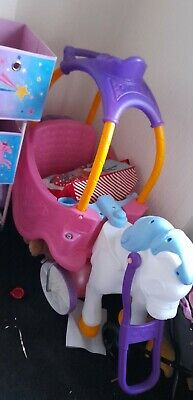 Princess Horse And Carriage • 40£
