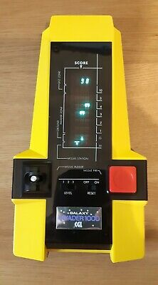 CGL Galaxy Invader 1000 Vintage Electronic Game In Original Box - 1982 • 17£