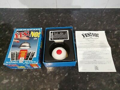 Vintage Yes No Card Game By Paul Lamond • 4£