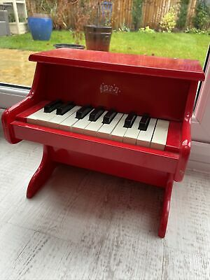 Toy Piano, Red • 2.70£