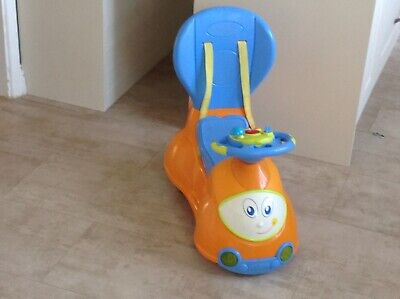 Chicco Ride Along Car With Sounds • 5£
