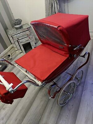 Silver Cross Dolls Pram • 50£