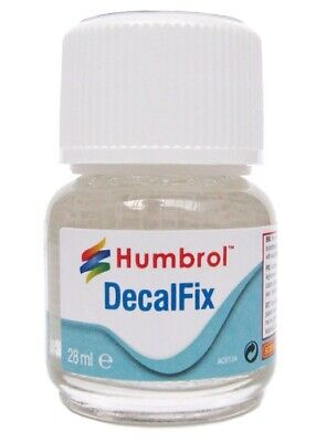 Humbrol DecalFix - 28ml Bottle - AC6134 • 6.49£