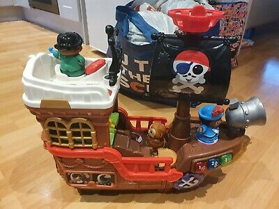 Toot-Toot Friends Kingdom Pirate Ship • 6£