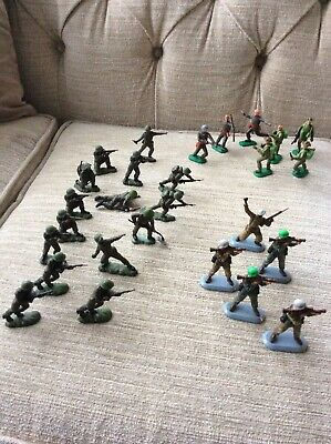 Herald Toy Soldiers 1960s British Army • 7£