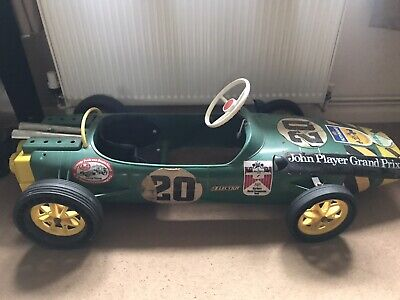 Triang 1970's Lotus ELectric Childs Racing Car • 325£