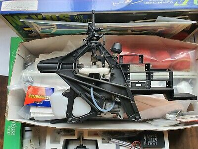 Remote Controlled Helicopter Kit 100% Complete With Many Extras • 200£