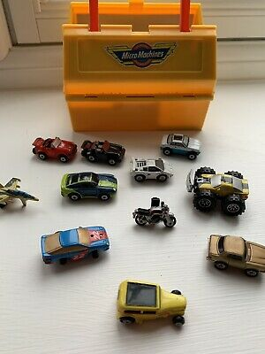 Micro Machines In Carry Pack • 6.99£
