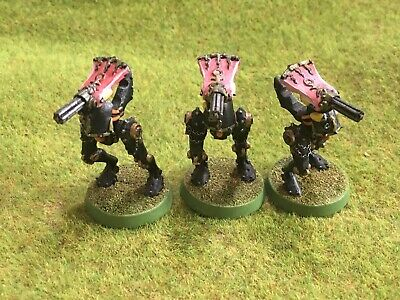 3 X Epic 40k Chaos Hell Scourges • 15£