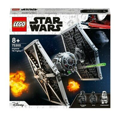 LEGO 75300 Star Wars Imperial TIE Fighter • 36£