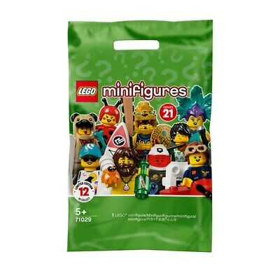 LEGO 71029 Minifigures Series 21 Sealed Complete Box Of 36.  • 126.95£