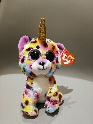 Official Ty Beanie Boos 'gizelle' Unicat?! With Tags  • 2£
