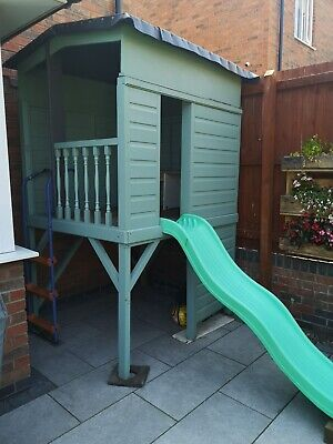Childrens Play Tree Wendy Garden House • 120£