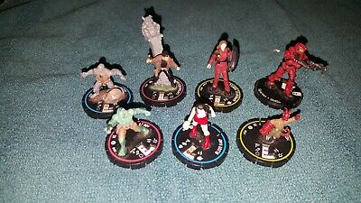 Job Lot Of Heroclix Figures Assorted Types  • 2.99£