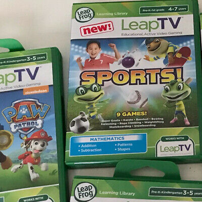 Leapfrog Leap TV Game : Sports Game For LeapTV • 3.20£
